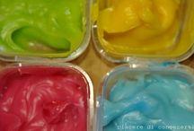ricette colori etc