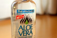 What to do with that bottle of aloe vera gel I just bought