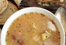 zupy i dania główne