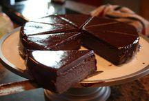 Gluten free pleasures  / Gluten free desserts