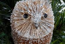 Owls! / by Stephanie Foster