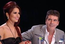 Simon Cowell & Cheryl Cole