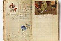 Various Sketchbooks