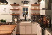Selské kuchyně