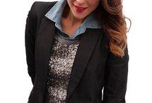 Black blazer outfits / Blazers oh my!