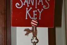 Sandra's key sign