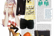 CONSULT.REVAMP.MOTIVATE / You will find outfits I've styled in the board :) ENJOY! / by NRJA The Blog