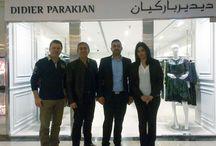 Didier Parakian - Koweit City / Notre boutique de Koweit City