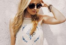 I love Free People style / by Roma Amor