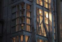 _architecture / by Jeffrey Chen
