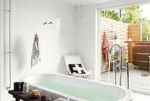 Inspiration - Bathroom / Bathroom ideas for all floors.