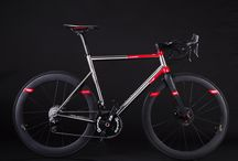 ARACNIDE / Titanium road bike