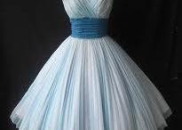 Vintage Va Va Va Voom Dresses / by GlutenFreeGal Kirsten Berman