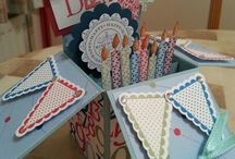 Card Ideas - Birthday