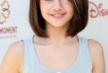 Katherine's Hair Style Ideas / by Amy Grubb