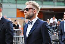 Menswear (who am I kidding: Just men looking good)