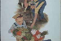 gardening / by Leigh Mills Miller