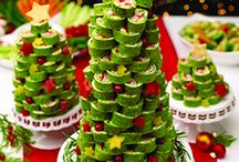 Holiday appetizers / by Heather Ladue