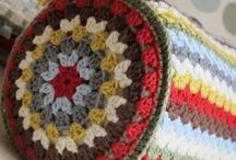 Crochet Pillow & Bolster