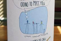 Goodbye Cards