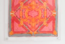 Antiques Diva Scarf Art / by The Antiques Diva - Toma Clark Haines
