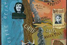 maps by people / by Rodrigo Valdés
