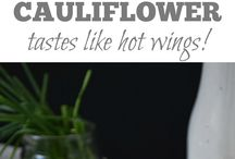 Awesome Cauliflower Recipes / by Sarah Walker Caron