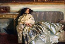 Sargent & Others Loves! / by Dolores' Cottage