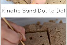Sand tray ideas