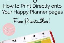 Happy planner - Free