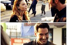 Lucifer / Stuff (mainly screen caps) about Lucifer the TV show