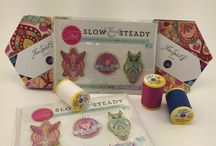 Tula Pink's Slow & Steady Pin to Win! / Pin your Tula Pink project to win!