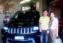 Some of our happy customers! / We love to see such happy and enthusiastic customers!  / by Belcar Adelaide