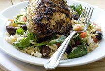 Skinny Recipes / by Angie Glad Brow
