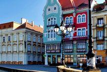 Timisoara, my lovely city / The city of birth ♡