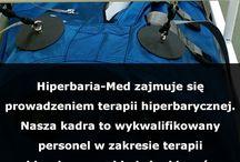 Hiperbaria-Med / Krakowskie Centrum Rehabilitacji Hiperbarycznej