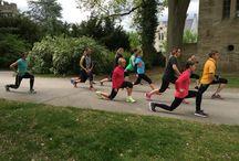 Functional Running / Functional Running - die Kombination aus Laufen und funktionellem Krafttraining!