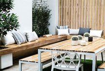 Deck BBQ Area / -