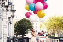 Balloon Love / by Nina Vintage