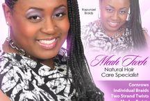Tweh Natural Hair