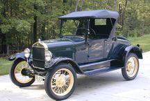 Carros antiguos