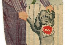 Vintage Valentines / by Kim Humbard