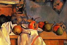 Paul Cezanne French Painter / Still lifes