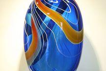 Glass / Beautiful glass objects