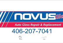 Auto Repair Custom Banners