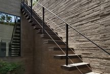 Escaleras de exteriores