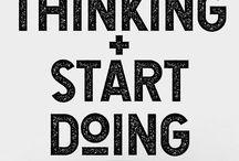 Je suis motivée / Garder la motivation, rester motiver, sortir de sa zone de confort, se dépasser, essayer, échouer, recommencer