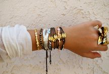 bangles, bling & things / by Andrea Reed
