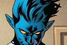 DC / X-Man / Marvel