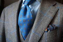 Suits & fashion